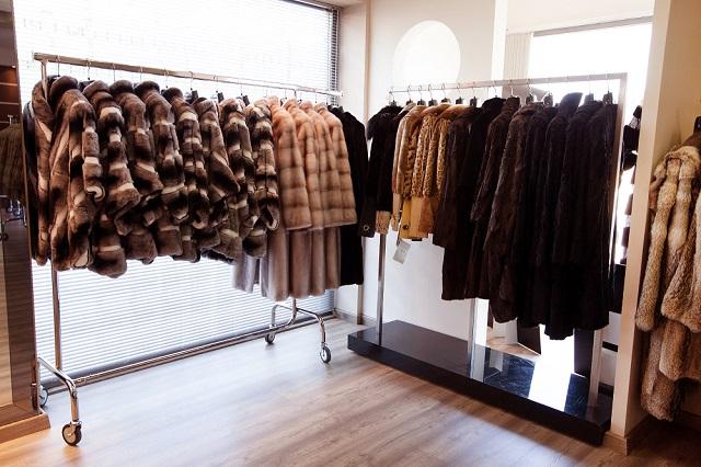 Элитные магазины меха в москве